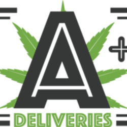 A Deliveries marijuana dispensary menu
