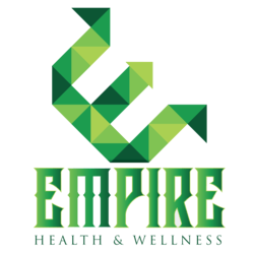 Empire powered BY Safe Access marijuana dispensary menu