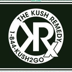 THE KUSH REMEDY Medical marijuana dispensary menu