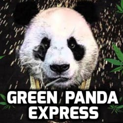 Green Panda Express marijuana dispensary menu