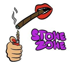 Stone Zone Delivery  Orange marijuana dispensary menu