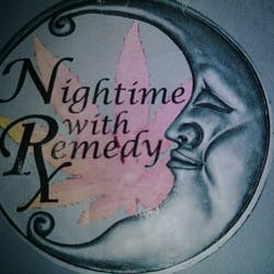 Nightime with Remedy marijuana dispensary menu