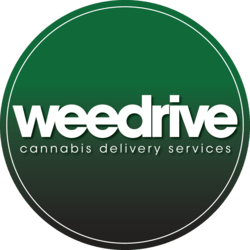 WEEDRIVE marijuana dispensary menu