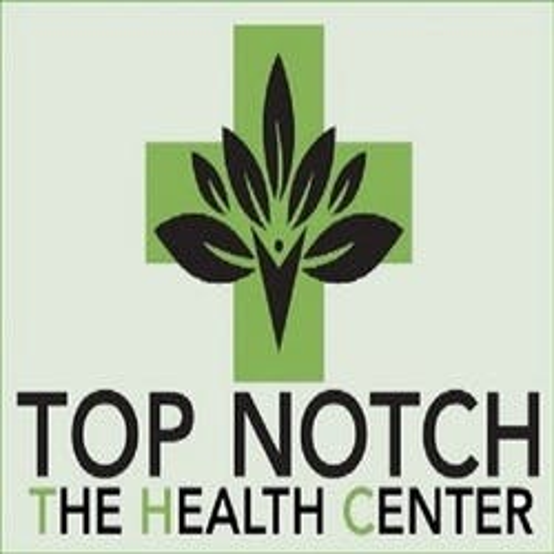 Top Notch THC  The Strip marijuana dispensary menu