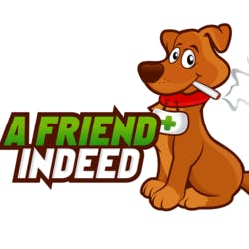 A Friend Indeed marijuana dispensary menu