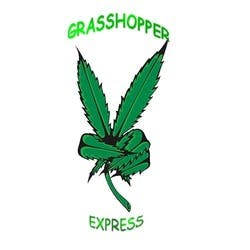 Grasshopper Express marijuana dispensary menu