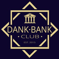 DBC  Dank Bank Club marijuana dispensary menu