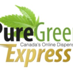 Pure Green Express marijuana dispensary menu