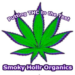 Smoky Hollar Organics marijuana dispensary menu