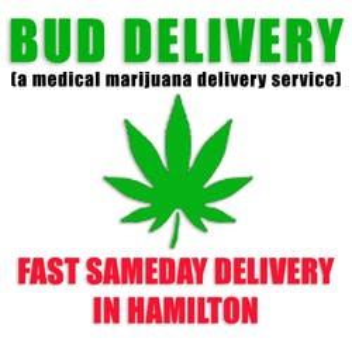 Bud Delivery marijuana dispensary menu