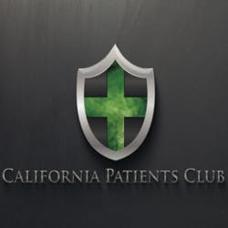 California Patients Club marijuana dispensary menu