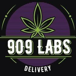 909 Labs marijuana dispensary menu