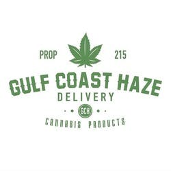 Gulf Coast Haze Delivery Medical marijuana dispensary menu
