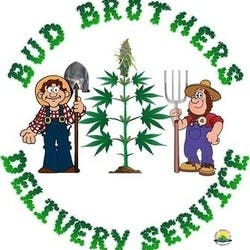 Bud Brothers marijuana dispensary menu
