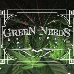 Green Needs Delivery marijuana dispensary menu