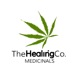 The Healing Co marijuana dispensary menu