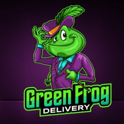 Green Frog marijuana dispensary menu