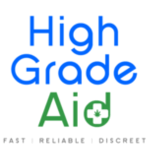 High Grade Aid marijuana dispensary menu