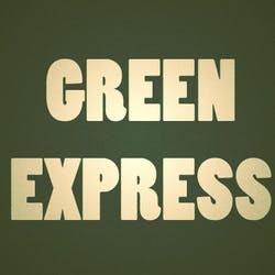 Green Express OC marijuana dispensary menu