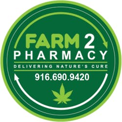 Farm2Pharmacy marijuana dispensary menu