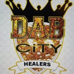DAB CITY HEALERS marijuana dispensary menu