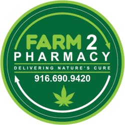 Farm2pharmacy Medical marijuana dispensary menu