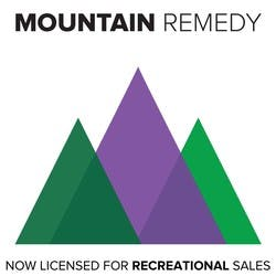 Mountain Remedy marijuana dispensary menu