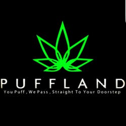 Puffland marijuana dispensary menu