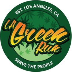 LA Green Run  South LA  Watts marijuana dispensary menu