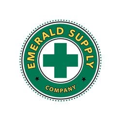 Emerald Supply Company Medical marijuana dispensary menu