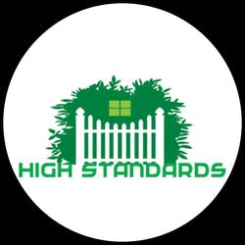 High Standards Medical marijuana dispensary menu