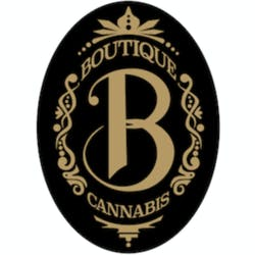 Boutique Cannabis marijuana dispensary menu