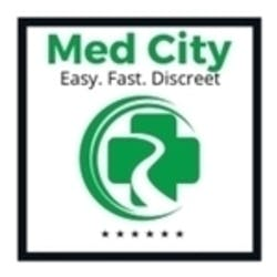 Med City Delivery marijuana dispensary menu