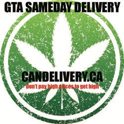 Candelivery marijuana dispensary menu