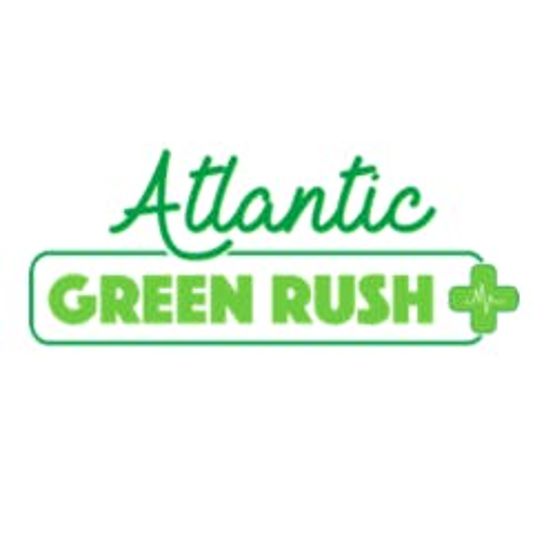 Atlantic Green Rush marijuana dispensary menu