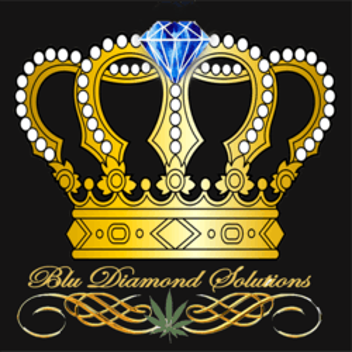 Blu Diamond Solutions marijuana dispensary menu