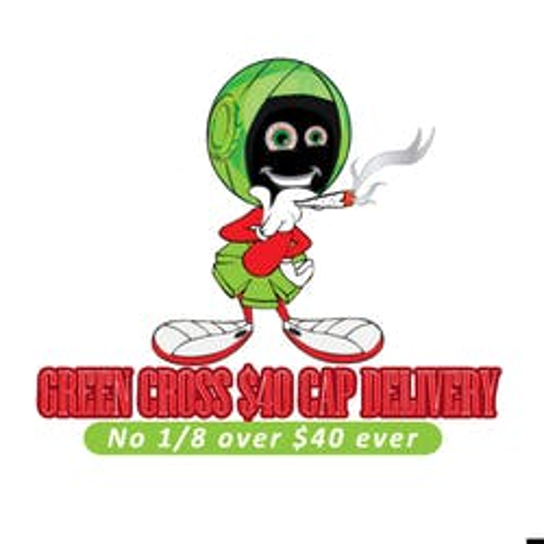 GREEN CROSS DELIVERY marijuana dispensary menu