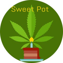 SweetPot marijuana dispensary menu