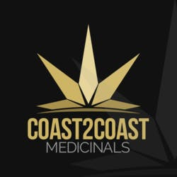 Coast Coast Medical marijuana dispensary menu