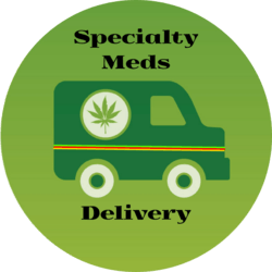 Specialty Meds marijuana dispensary menu