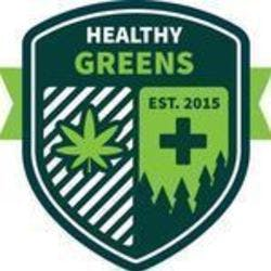 Healthy Greens  Fremont marijuana dispensary menu