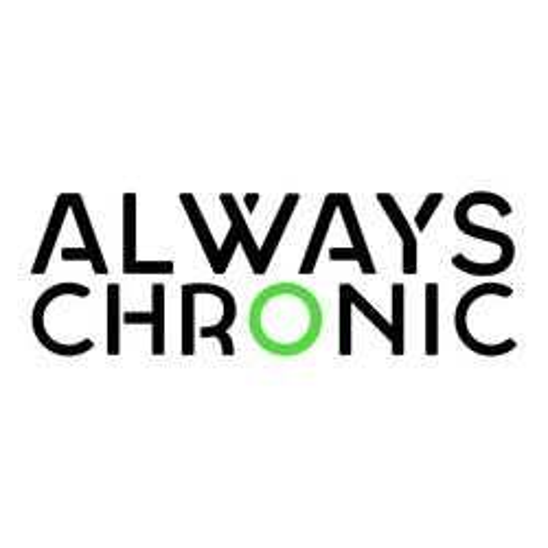 Always Chronic marijuana dispensary menu