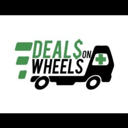 Deals ON Wheels marijuana dispensary menu