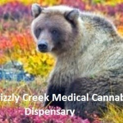 Grizzly Creek Farms marijuana dispensary menu