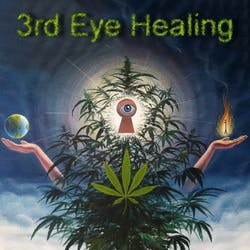 3rd Eye Healing marijuana dispensary menu