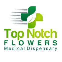 Top Notch Flowers marijuana dispensary menu