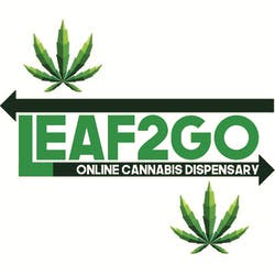 Leaf2go marijuana dispensary menu
