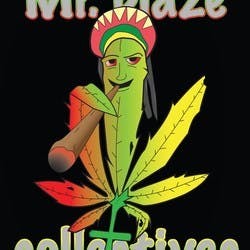 Mr Blaze Collective marijuana dispensary menu