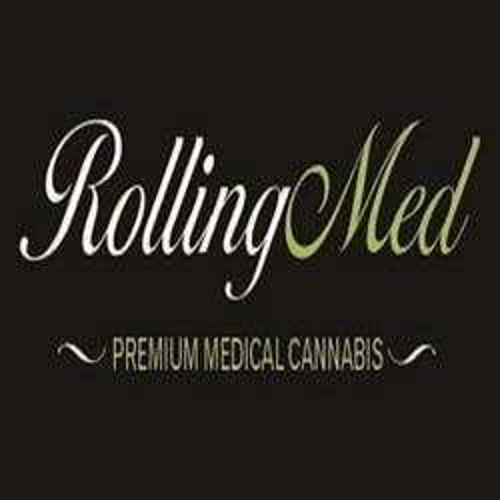 Rolling Med marijuana dispensary menu