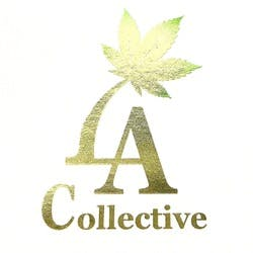LAC Delivery marijuana dispensary menu